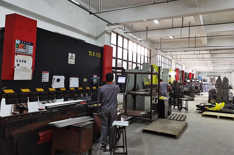 鼎业生产机器