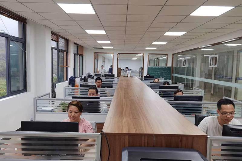 鼎业机械办公室环境