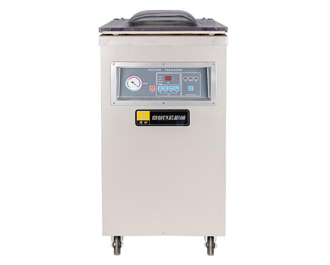 DZ400-2D单室电脑版不锈钢真空包装机