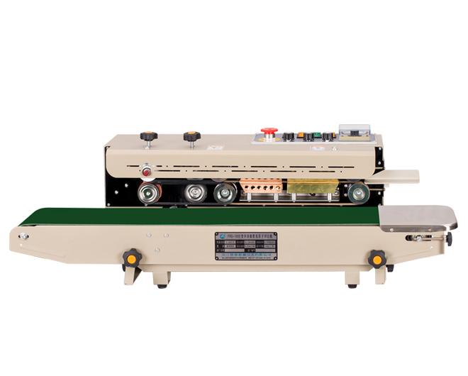 FRD-1000-Ⅲ墨轮印字连续薄膜封口机