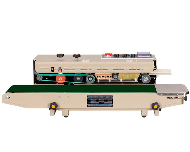 FR1000-Ⅱ油墨连续薄膜封口机