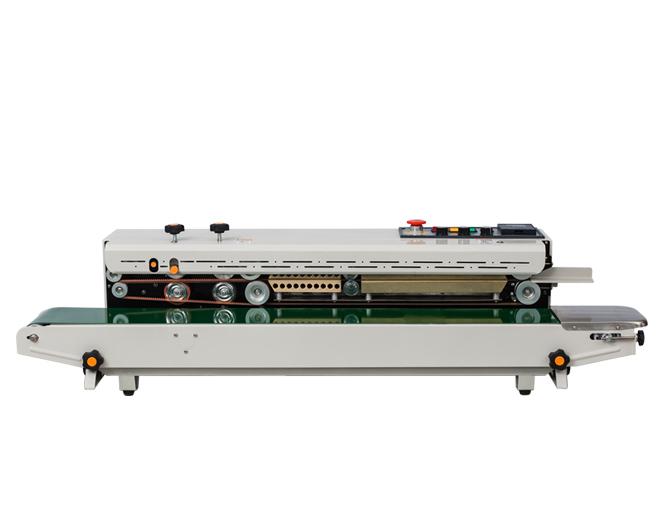 FRD-1200C PE膜包装袋墨轮连续式封口机