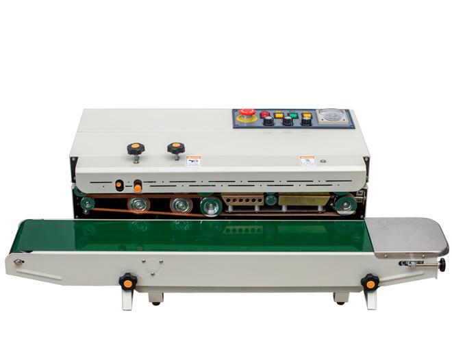 FRD-1000L墨轮印字手提袋封口机