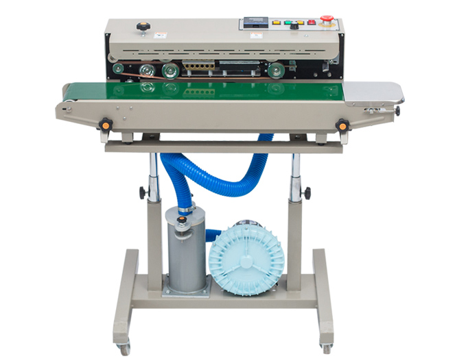 DBF-1000A充气薄膜封口机