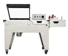 DFM5540二合一热收缩包装机