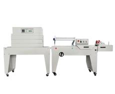 DFQC450气动L型封切机+DSA450热收缩包装机