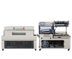 DQL5545G全自动L型封切机+DSC4525L热收缩包装机