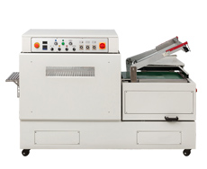 DFS-450连续式封切热收缩包装机