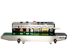 FRD1000C不锈钢墨轮连续薄膜封口机