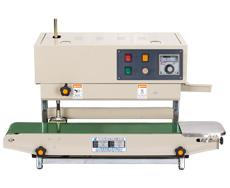 FR-900(带立式架)型自动薄膜封口机