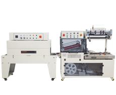 DQL5545S全自动L型封切机+DSD4520热收缩包装机